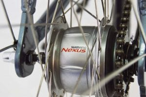 Nexus premium 8 speed