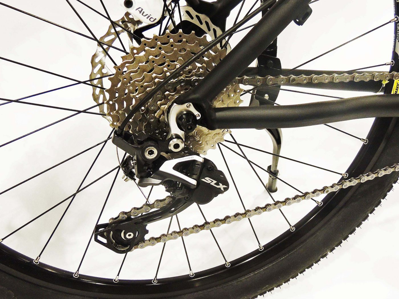 Available Gear Types – Derailleur & Internal